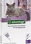 Advantage Cat Purple (Over 4kg)