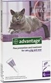 Advantage Cat Purple (Over 4kg)