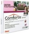 Comfortis Chewables Small Dog Pink (2.3-4.5kg)