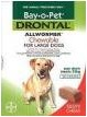 Drontal Allwormer Chewable Medium Dog