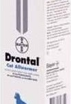 Drontal Cat Allwormer Refill (60 Tablets)