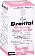 Drontal Puppy Worming Suspension