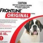 Frontline Original Extra Large Dog Red (40-60kg)