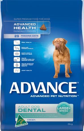 Advance Dental Large Breed