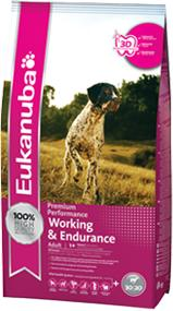 Eukanuba Adult Working-Endurance