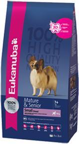 Buy Eukanuba Mature Senior Small Breed Online