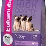 Eukanuba Puppy Small Breed Dry Dog Food