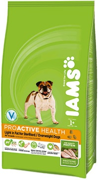Iams ProActive Health Adult Light Sterilised