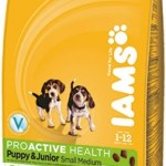 Iams ProActive Health Puppy and Junior Small Medium