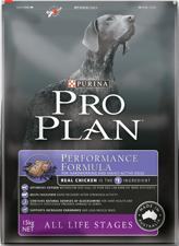 Pro Plan Performance Chicken & Rice