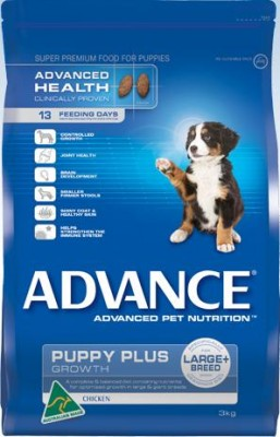 Advance Puppy Plus Growth Large Breed