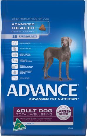 Advance Large Breed
