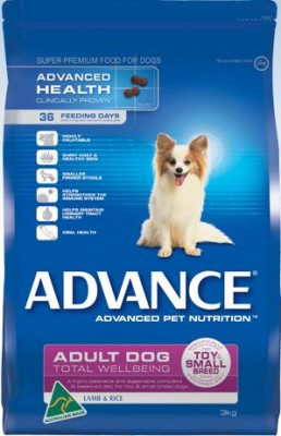 Advance Small Breed