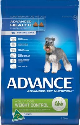 Advance Weight Control