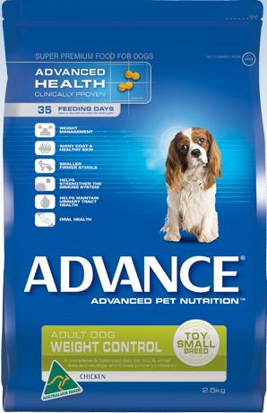 Advance Weight Control Toy Small Breed