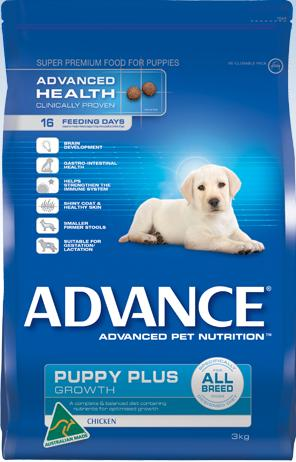 Advance Puppy Plus Growth, All Breed