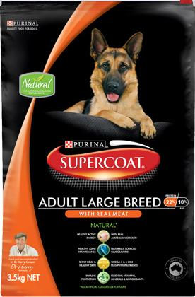 Supercoat Adult Large Breed