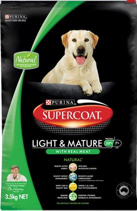 Supercoat Light And Mature