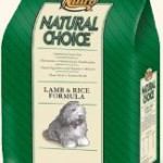 Nutro Natural Choice Adult, Lamb & Rice Formula
