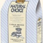 Nutro Natural Choice Large Breed Puppy, Chicken & Rice Formula