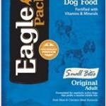 Eagle Pack Small Bites Original Adult, Pork Meal & Chicken Meal