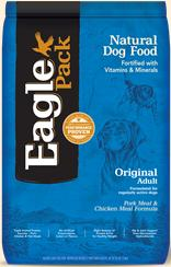 Eagle Pack Adult Original, Pork Meal And Chicken Meal Formula