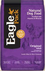 Eagle Pack Adult Original, Lamb Meal And Rice Formula