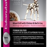 Eukanuba Adult Mixed Grill With Chicken And Beef In Gravy