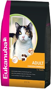 Eukanuba Cat Adult Rich In Chicken With Liver
