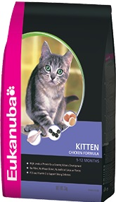 Eukanuba Kitten Chicken Formula