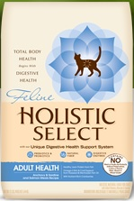Holistic Select Adult Health (Anchovy, Sardine & Salmon Meal)