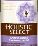 Holistic Select Chicken Recipe (Wet Food)