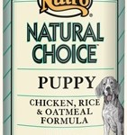 Nutro Natural Choice Puppy Chicken, Rice & Oatmeal Formula