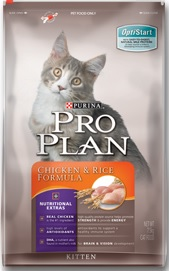 Pro Plan Kitten Chicken & Rice Formula