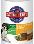Hill's Science Diet Puppy Gourmet Chicken Entrée
