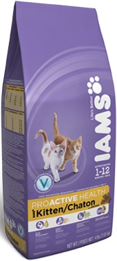 Iams ProActive Health Kitten