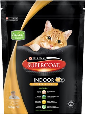 Supercoat Indoor With Real Chicken