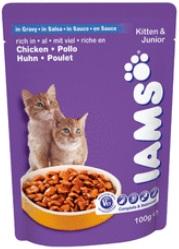 iams kitten pouch