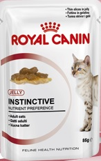 Royal Canin Instinctive Adult in Jelly