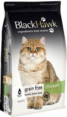 Black Hawk Feline Grain Free Chicken