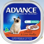 Advance Adult Chicken & Liver Medley