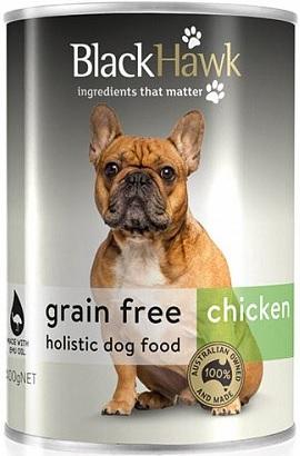 Black Hawk Grain Free Chicken Canned Food
