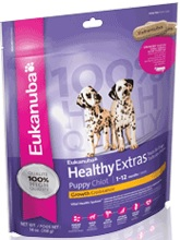 Eukanuba Healthy Extras Puppy Treats