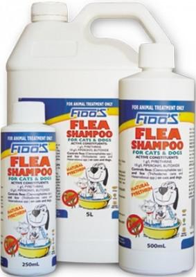 Fido's Flea Shampoo