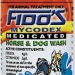 Fido's Mycodex Medicated Wash