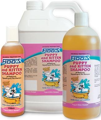 Fido's Puppy and Kitten Shampoo
