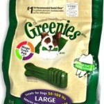 Greenies Treat Pak Large