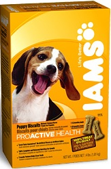 Iams ProActive Health Puppy Biscuits