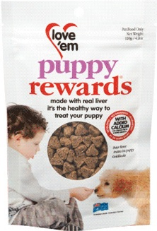 Love 'em Puppy Rewards