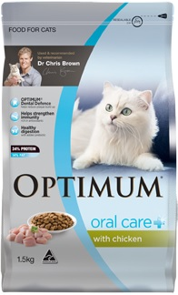 Optimum Oral Care Chicken